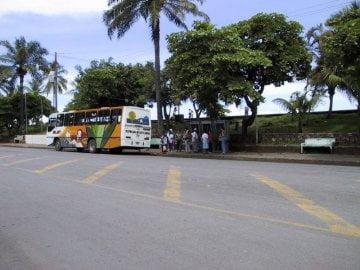 Autobús en Costa Rica