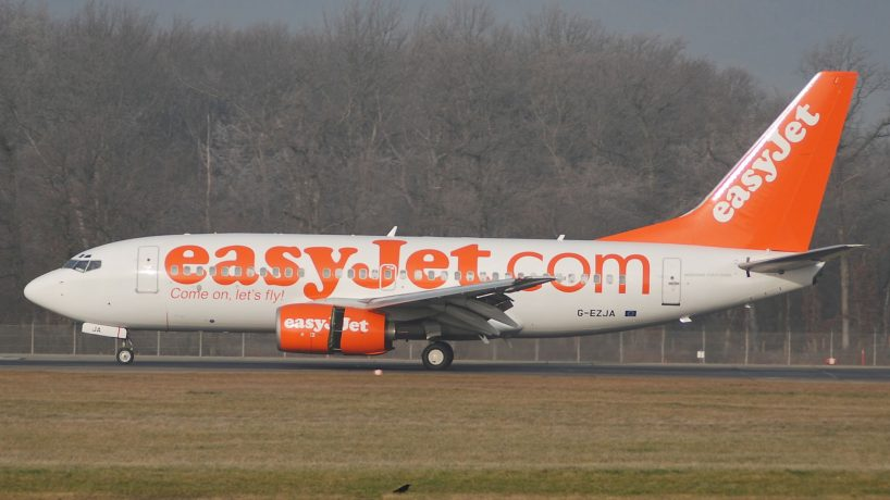 the history of easyjet airlines company
