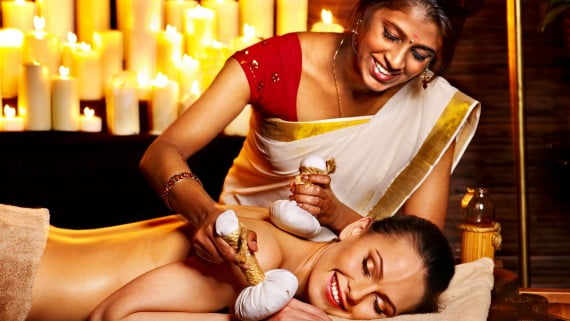 Ayurveda, medicina tradicional india