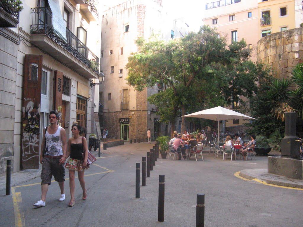 Terrazas de Barcelona