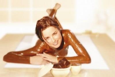 Baño de chocolate Madrid