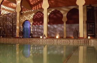 Baños turcos de Córdoba