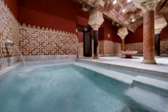 Baños Arabes Londres:Cordoba Al-Andalus Hammam Arabian Baths Experience at S