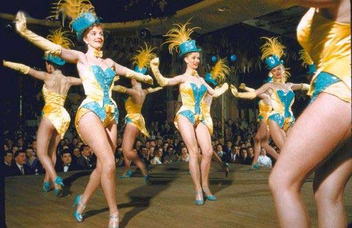 Baile del Cacan frances