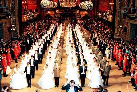 Baile en la Opera