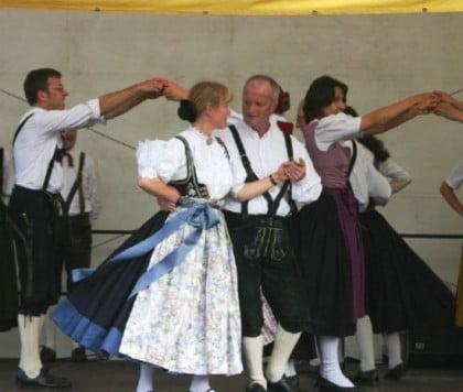 Bailes típicos de Alemania