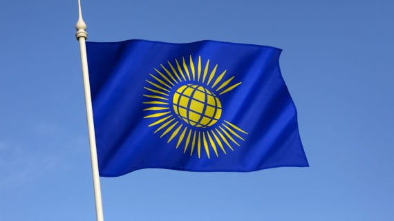 Bandera de la Mancomunidad de Naciones