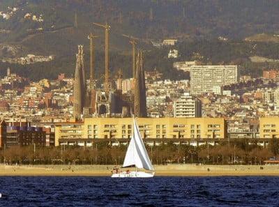 Barcelona y La Sagrada Familia