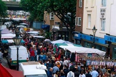 Barrios de Londres Notting Hill
