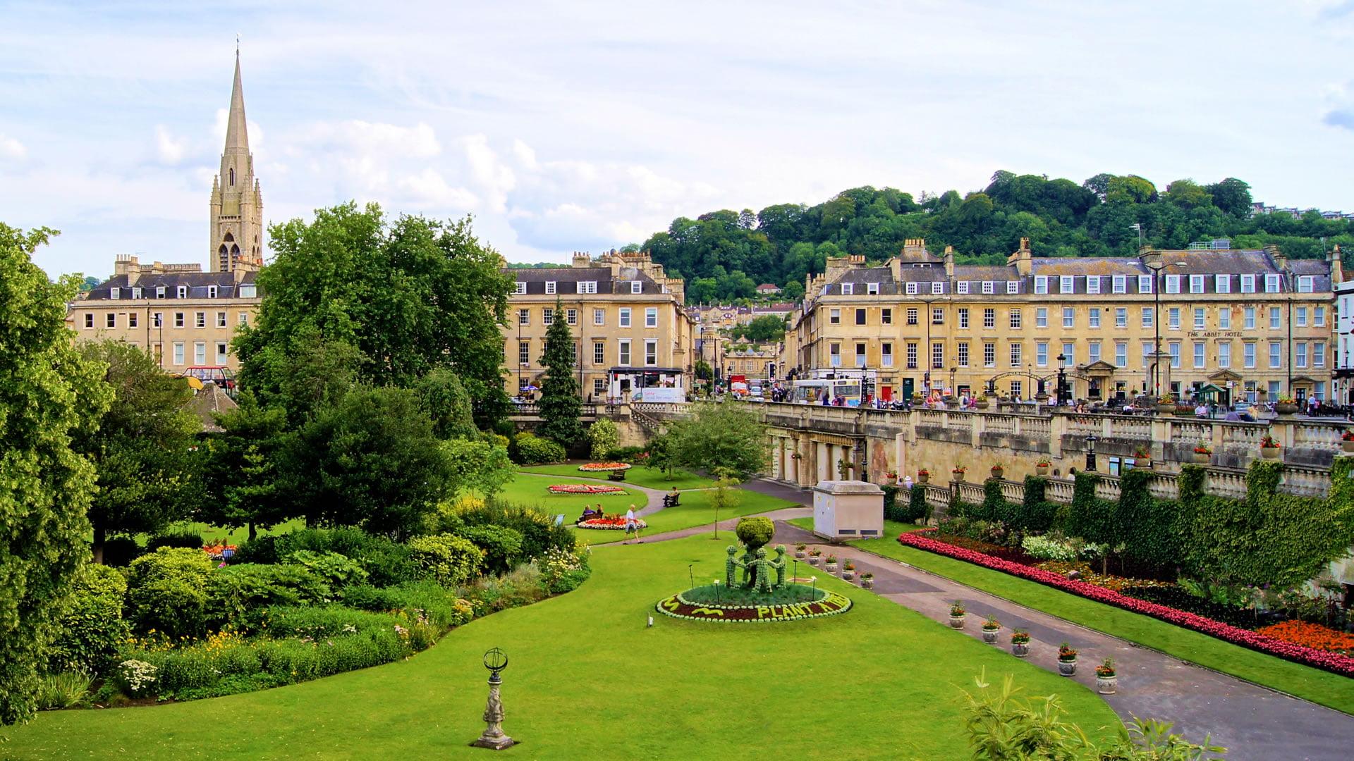 Bath, Condado de Somerset, Inglaterra
