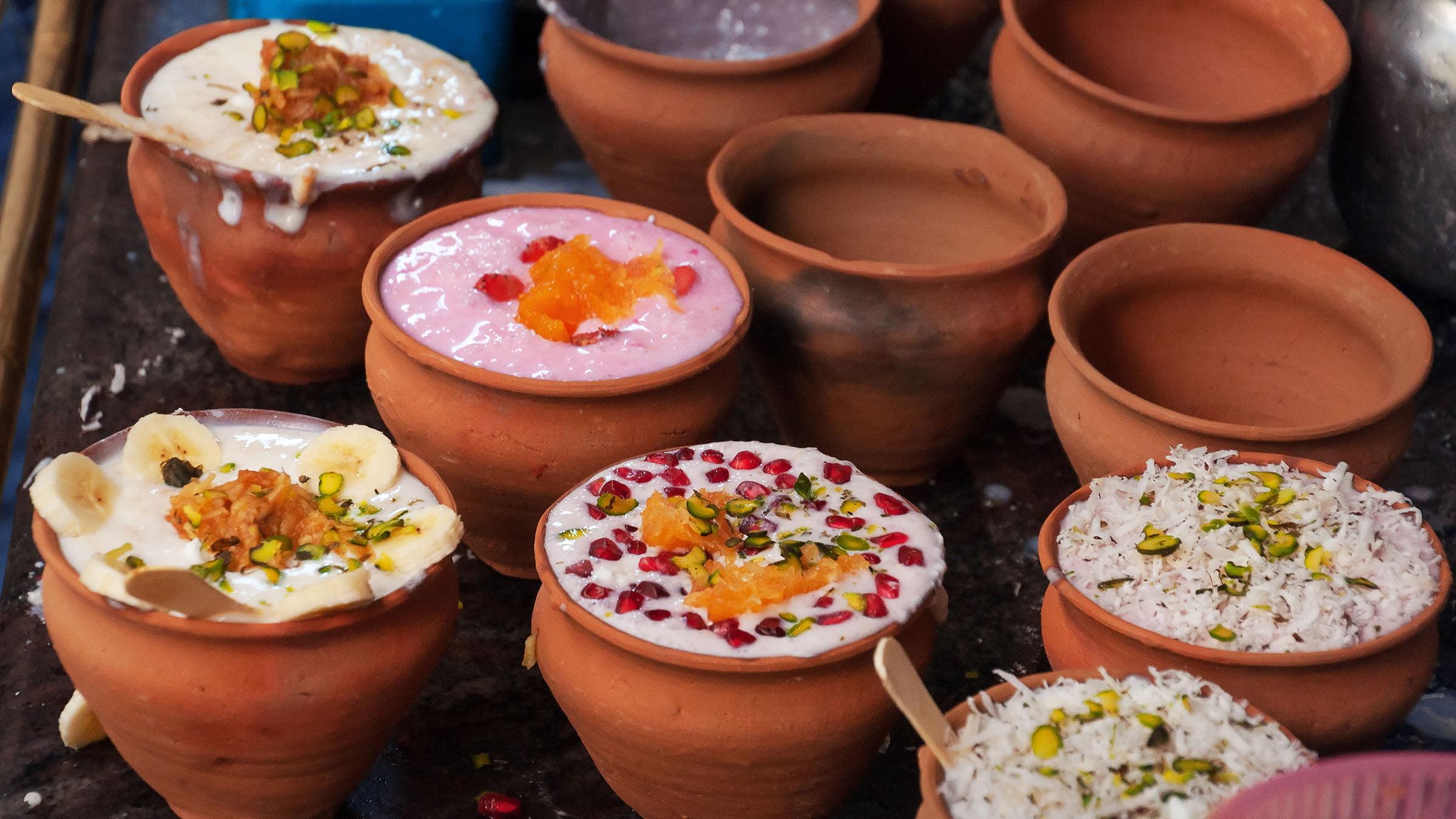 Bebidas típicas de la India