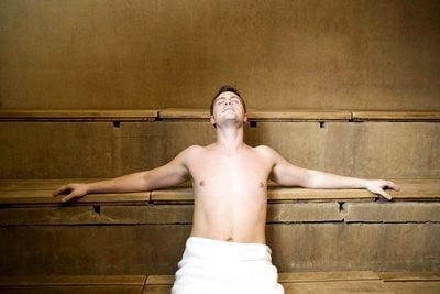 Beneficios de la Sauna relax