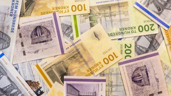 La Moneda De Dinamarca Información E Imágenes Corona Danesa