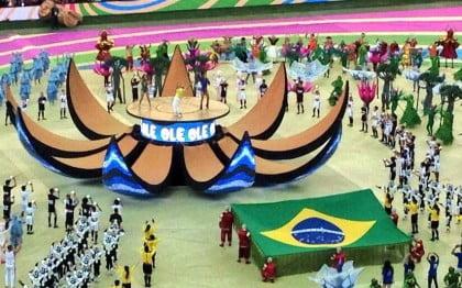 Brasil 2014 Mundial de Futbol