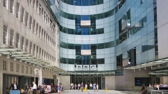 Broadcasting House, sede de la BBC en Londres