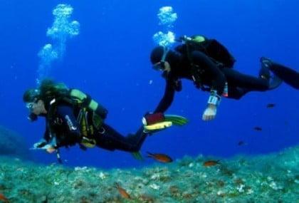 Buceao en Formentera