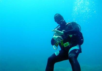Bucear en Formentera