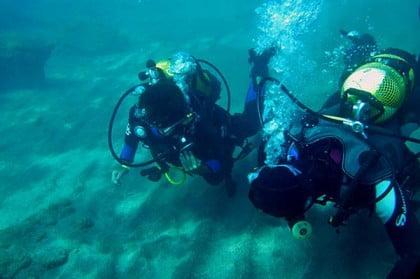 Buceo Cabo de Gata