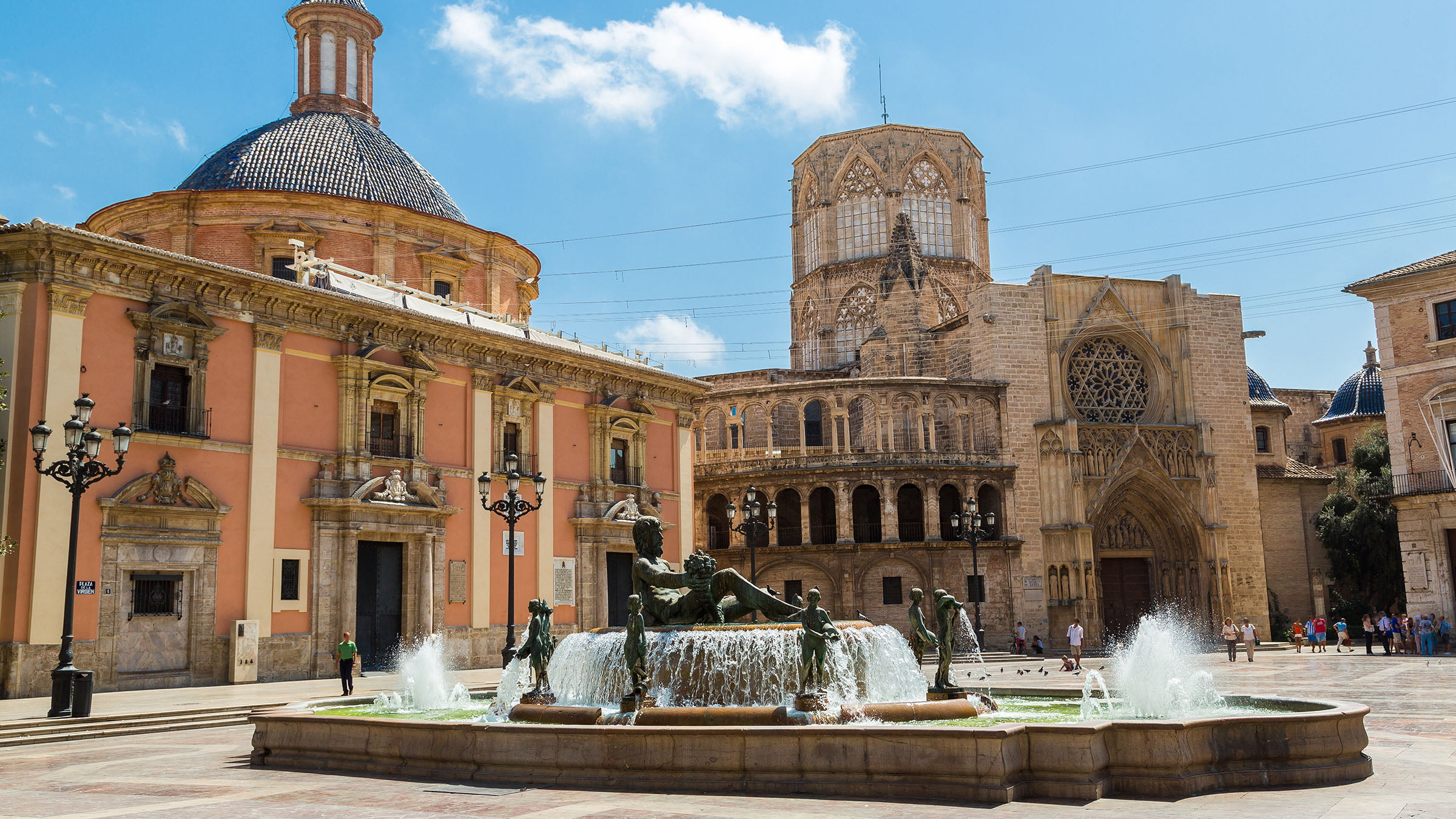 Buen clima de Valencia