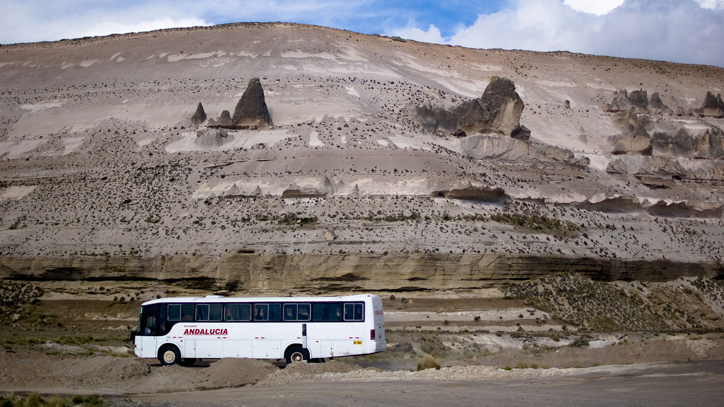 Bus a Arequipa