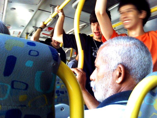 Bus en Rio de Janeiro