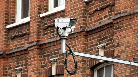 Cámaras de circuito cerrado de televisión (CCTV) en Londres como prevención del terrorismo