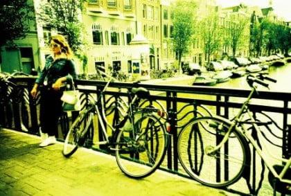 Cómo movilizarnos por Ámsterdam