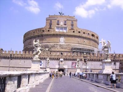 Castel Sant'Angelo, en Roma