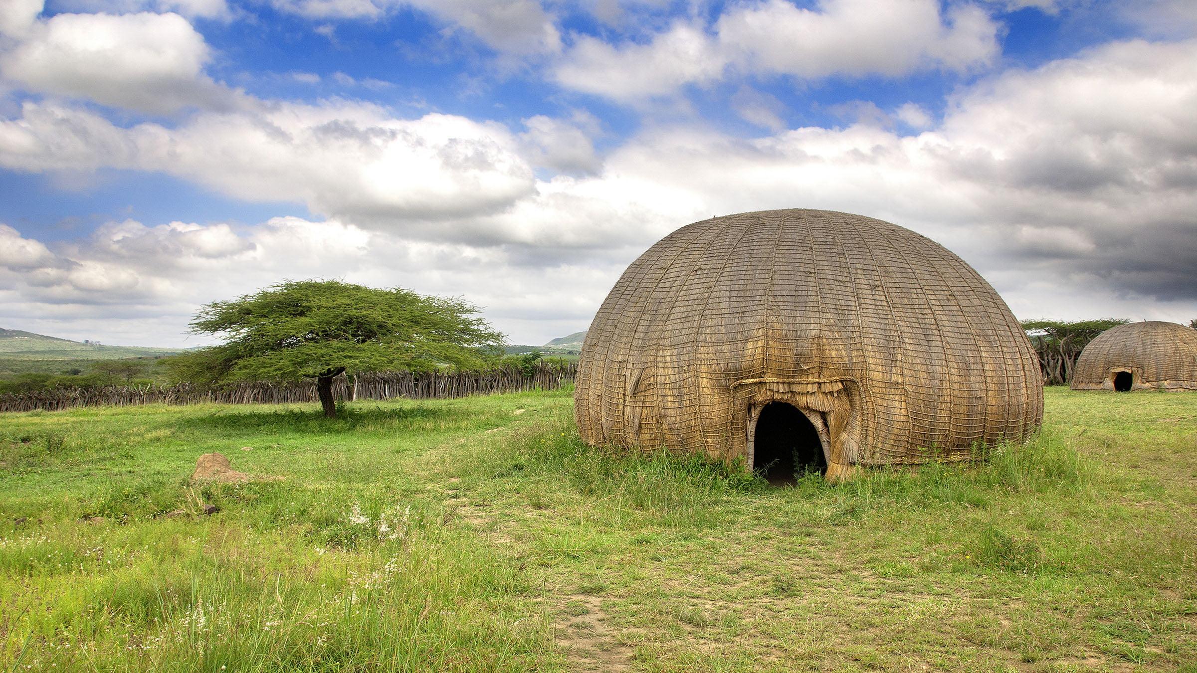 Cabana africana