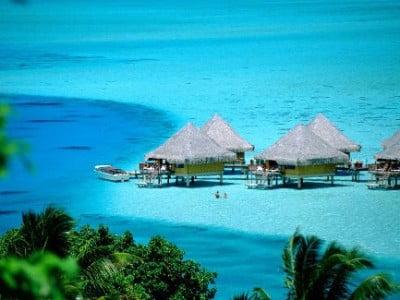 Cabanas de Bora Bora