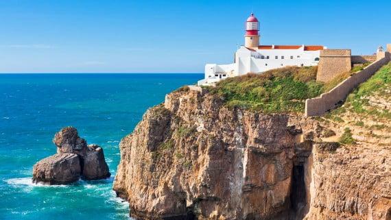 Cabo de San Vicente, Sagres. Portugal