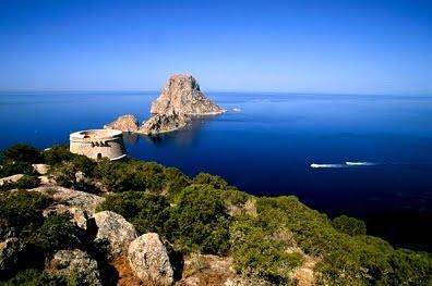 Calas de Ibiza playas