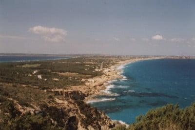 Calas y playas de Formentera