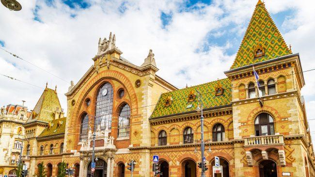 la oficina de turismo en budapest