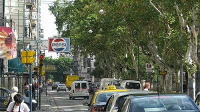 Calles de Rosario