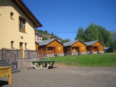 Camping Laspaules Huesca