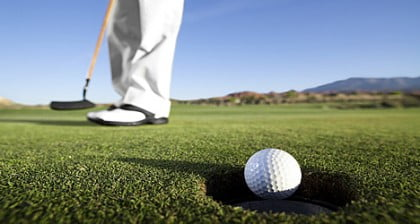 Campos de golf en Andalucía