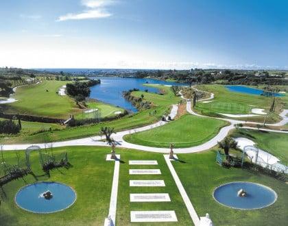 Campos de golf en Marbella