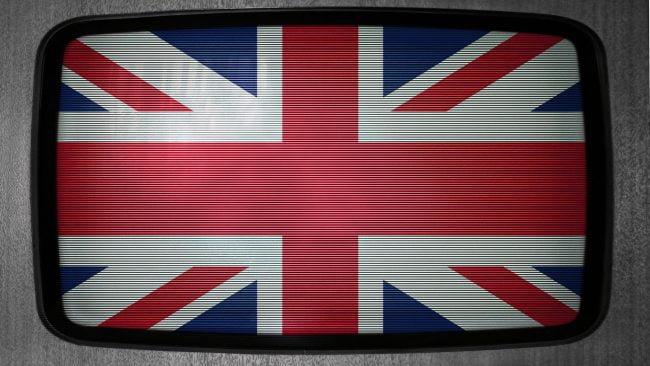 Canales de televisión en el Reino Unido
