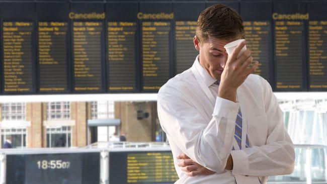 Cancelaciones en vuelos de Ryanair