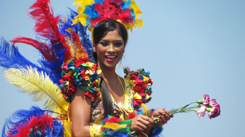 Trajes tpicos de Colombia por regiones
