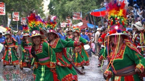Καρναβάλι του Oruro