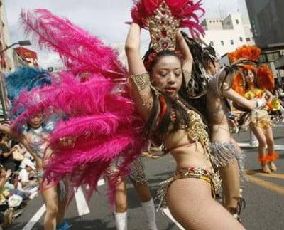 Carnaval de Samba Asakusa