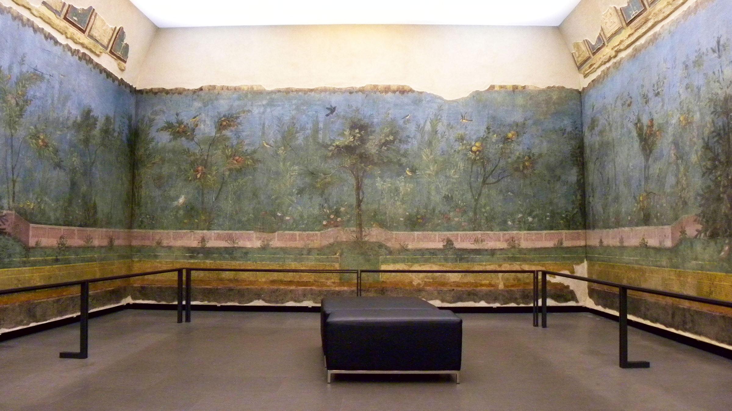 Casa de Livia, Roma