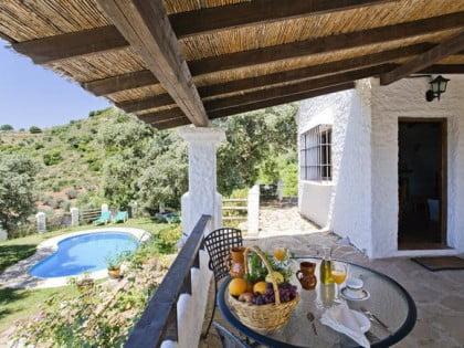 Casas rurales Málaga