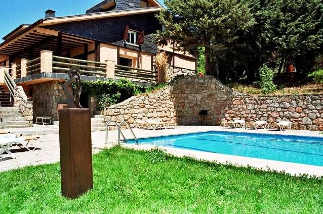 Casas rurales cerca de madrid - Casa rural bellver de cerdanya ...