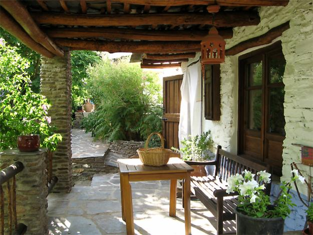 Casas rurales con encanto en espa a - Pisos con encanto madrid ...
