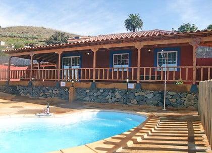 Casas rurales con piscinas