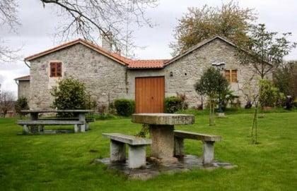 Casas rurales de Galicia