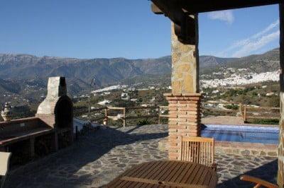 Casas rurales de Málaga